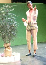 Carmen Gill as Brenda